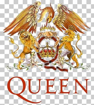 Queen Rock Music A Night At The Opera Logo PNG