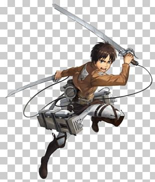 Eren Yeager Levi Mikasa Ackerman Attack On Titan Armin Arlert PNG