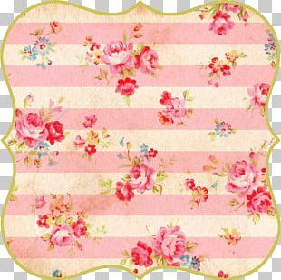 Paper Label Flower Floral Design PNG