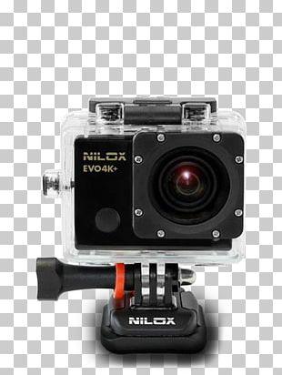 Nilox Enterprise Action Evo 4K Plus WiFi Camera 4K Resolution Action Camera Nilox F-60 EVO Camcorder PNG