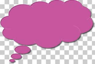 Thought Speech Balloon Bubble PNG