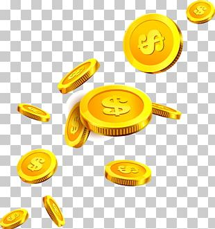 Gold Coin Icon PNG
