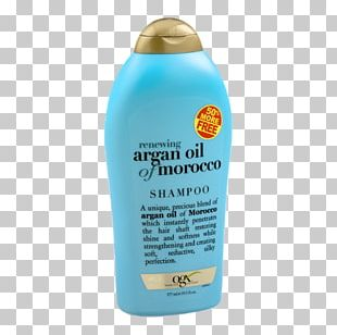 Lotion Shampoo Argan Oil Capelli PNG