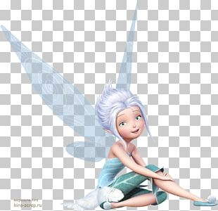 Tinker Bell Disney Fairies Silvermist Vidia Periwinkle PNG