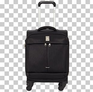 Air Travel Suitcase Hand Luggage Trolley Case Baggage PNG