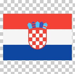 Flag Of Croatia Croatian War Of Independence National Flag PNG
