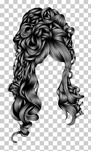 Hairstyle Editing Canities PNG