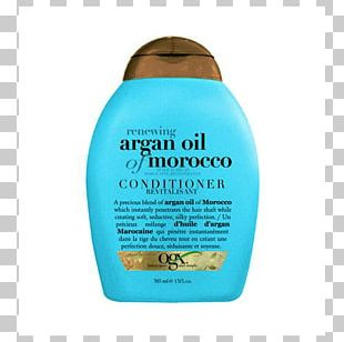 OGX Renewing Argan Oil Of Morocco Conditioner OGX Renewing Moroccan Argan Oil Shampoo OGX Renewing Argan Oil Of Morocco Penetrating Oil Hair Conditioner PNG
