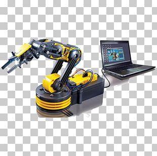 Robotic Arm Robotics Robot Kit PNG