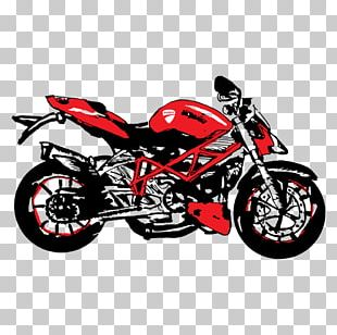 Car Motorcycle Fairing Motorcycle Accessories Ducati PNG