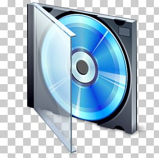 Compact Disc CD-ROM Computer Icons Disk Storage PNG