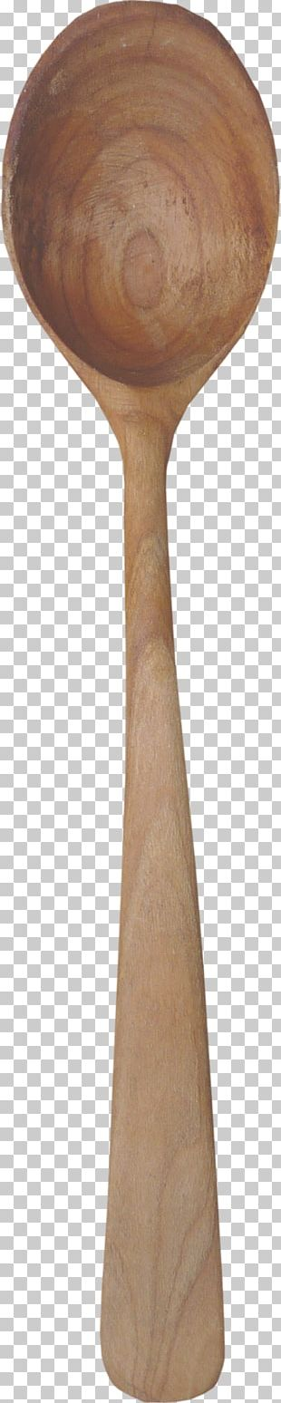 Wooden Spoon Ladle Fork PNG