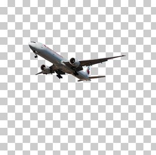 Airplane Narrow-body Aircraft Boeing 777 Helicopter PNG