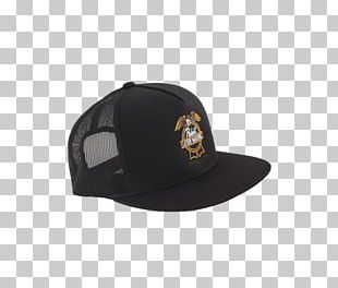 Smokey Bear Baseball Cap Wool Brand PNG