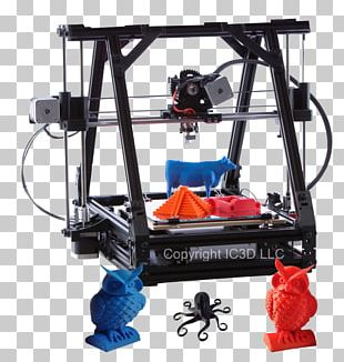 3D Printing Printer Manufacturing 3D Computer Graphics Computer Hardware PNG
