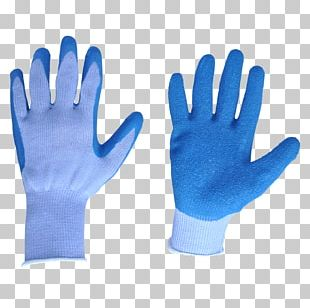 Medical Glove Nitrile Natural Rubber Latex PNG