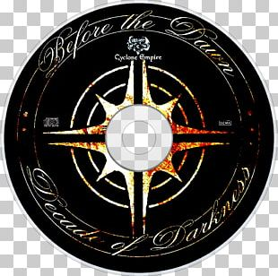 Alloy Wheel Before The Dawn Decade Of Darkness Extended Play Compact Disc PNG