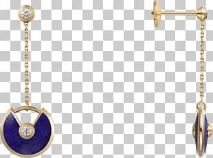 Earring Cartier Jewellery Necklace Bracelet PNG