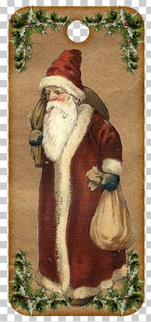 Santa Claus Christmas Ornament Christmas Day Belsnickel Reindeer PNG