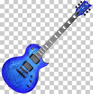 ESP LTD EC-1000 ESP Guitars Musical Instruments Electric Guitar PNG