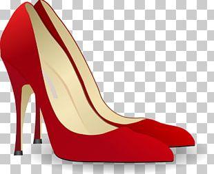 High-heeled Shoe PNG