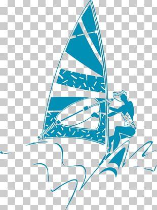 Windsurfing Euclidean PNG