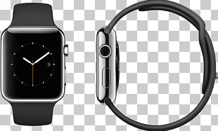 Apple Watch Series 3 Smartwatch Strap PNG