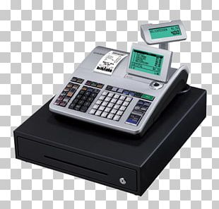 Cash Register Point Of Sale Retail Barcode Scanners Drawer PNG