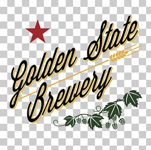 Golden State Brewery Beer India Pale Ale PNG