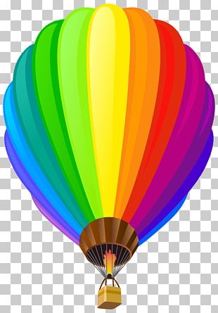 Albuquerque International Balloon Fiesta Flight Hot Air Balloon Rainbow PNG