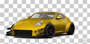 Sports Car Luxury Vehicle Motor Vehicle Automotive Design PNG