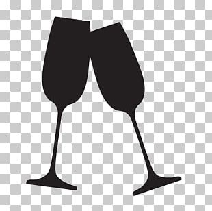 Champagne Glass Sparkling Wine PNG
