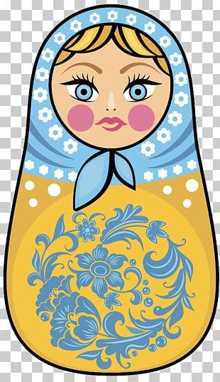 Matryoshka Doll PNG