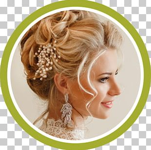 Beauty Parlour Caramel Browne Cosmetologist Hair Coloring Fashion PNG