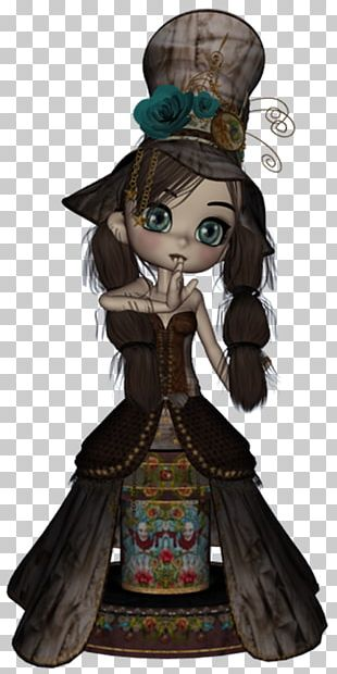 Costume Design Character Figurine Fiction PNG