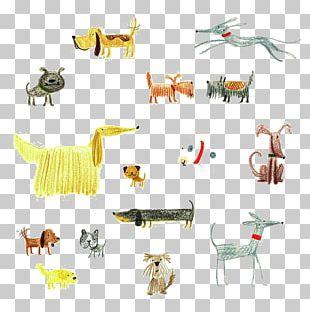 Dachshund French Bulldog Drawing Veterinarian Illustration PNG
