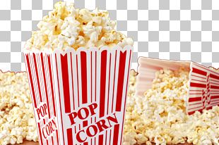 Popcorn High-definition Television 4K Resolution PNG