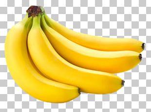 Juice Cavendish Banana Fruit Eating PNG