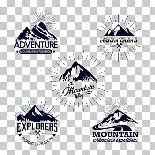 Mountain Logo Icon PNG