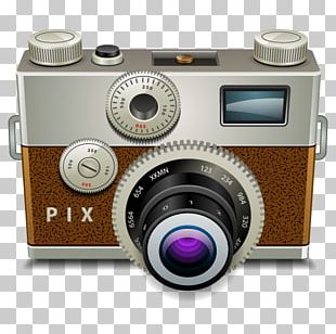 Video Camera Photography Icon PNG