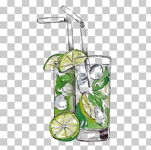 Cocktail Mojito Juice Moscow Mule Margarita PNG