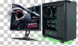 Computer Hardware Computer Cases & Housings Gaming Computer Intel Megalodon PNG