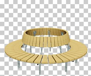 Street Furniture Bench Wood Park Furniture PNG