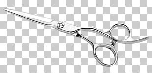 Comb Hair-cutting Shears Scissors Hairdresser Hairstyle PNG
