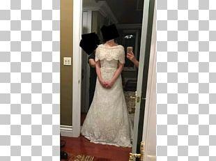 Wedding Dress Marriage Lace Pronovias PNG