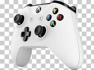 Xbox One Controller Game Controllers Microsoft Xbox One S PNG