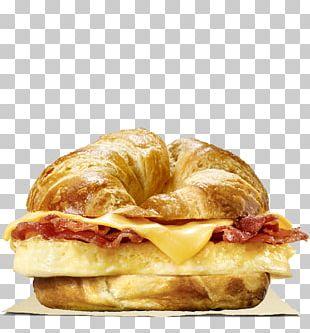 Breakfast Whopper Hamburger Burger King Bacon PNG