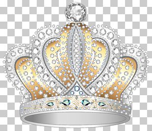 Crown Diamond PNG