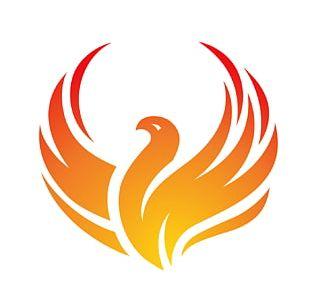 Phoenix Cygnini Symbol Logo PNG