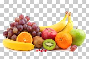Seedless Fruit Food Gift Basket PNG